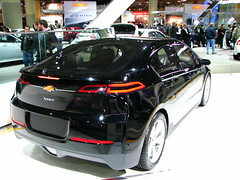 chevrolet, automobile, automotive exterior, family car, wheel, vehicle, automotive design, auto show, electric car, bumper, chevrolet volt, sedan, land vehicle, luxury vehicle,