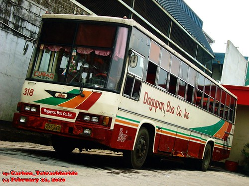 DIE HARD 318!!! - Dagupan Bus Co. Inc.