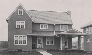 1945 Concord Road in 1918