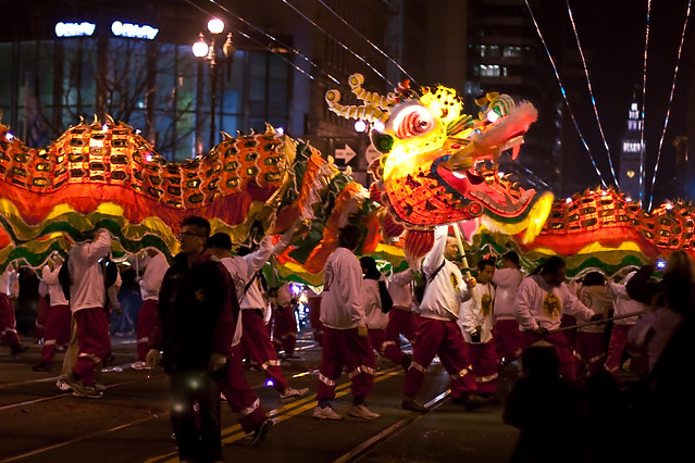 San Francisco Chinese New Year Parade 2010