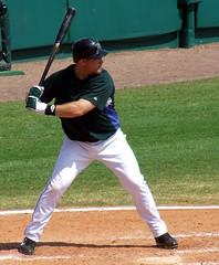 Ty Wigginton, Al Lang Field [3/13/07]
