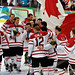 Small photo of Gold Medalists, Team Canada