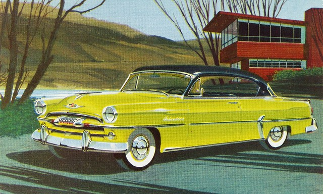 1954 Plymouth Belvedere Classic Automobiles