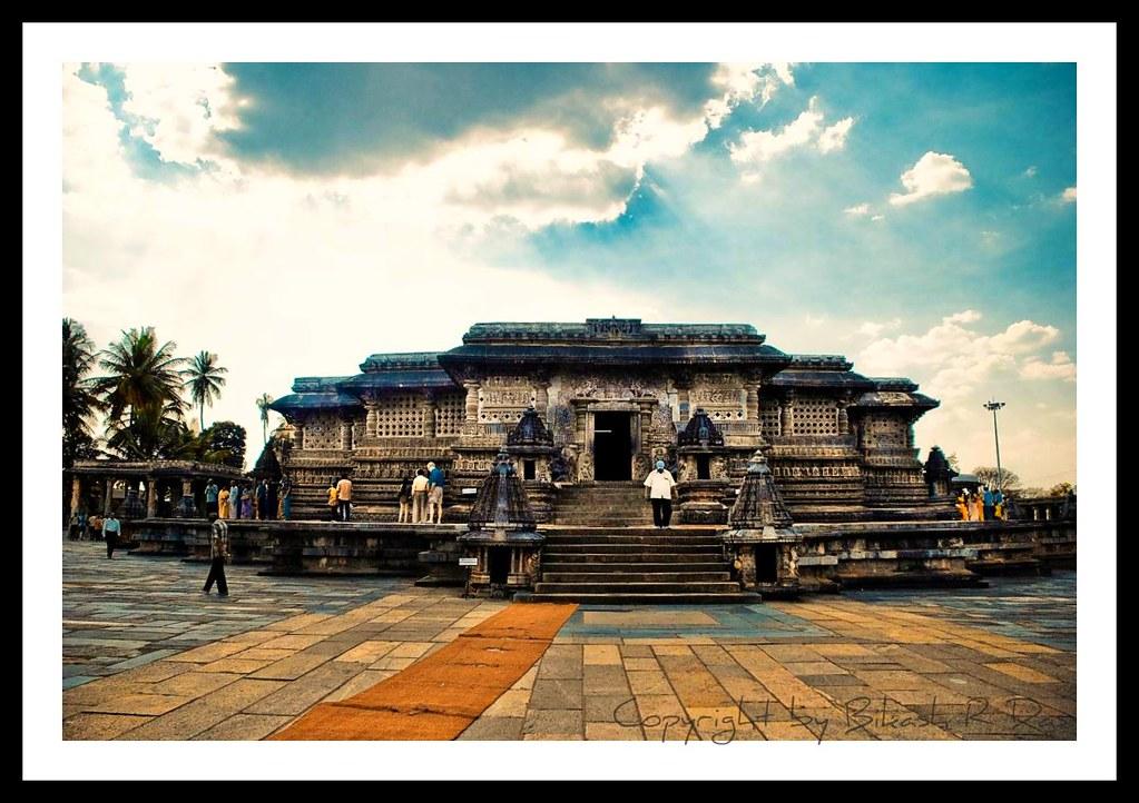 Chennakesava Temple - Belur