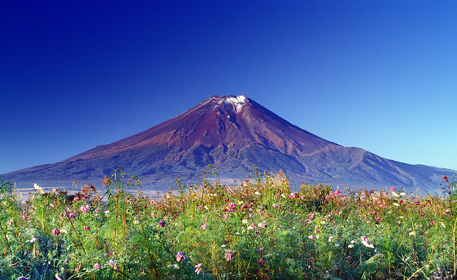 Friday Pic: Mount Fuji