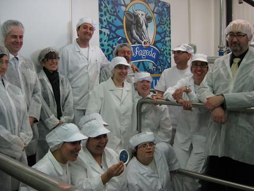 La Fageda fabricarà gelats a l'antiga seu de la fàbrica Bodn de Badalona