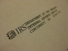 IRS letterhead