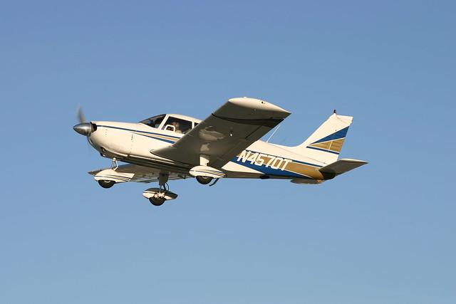 N4570T - Piper PA-28-235