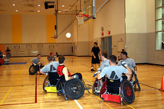 wheelchair sports, disabled sports, sports, team sport, wheelchair basketball, ball game, basketball,