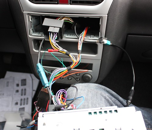Corsa 2006 Stereo Wiring Diagram