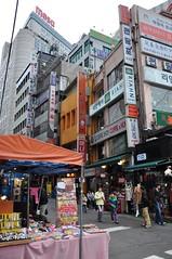 Namdaemun markets