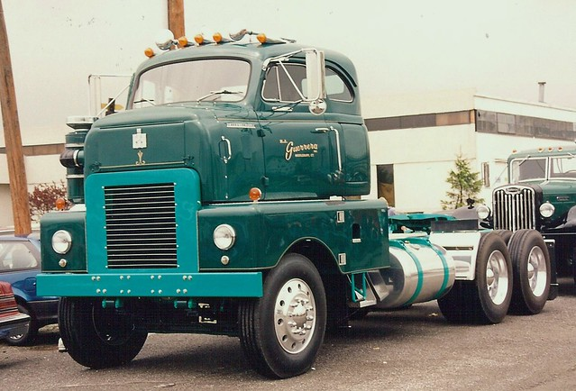 Cabover Trucks For Sale >> 2 STORY CABOVERS - a gallery on Flickr