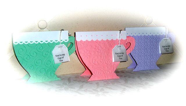 Teacup Cards   Flickr - Photo Sharing!