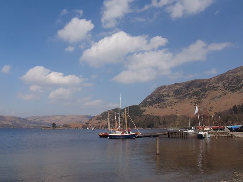 Lake Ullswater, Glenridding