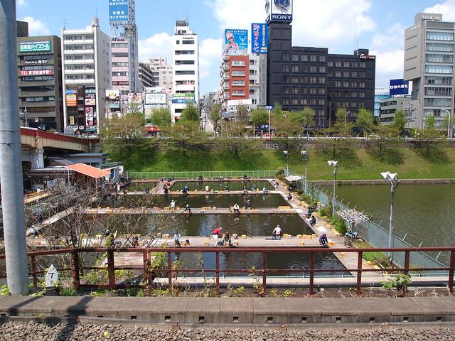 Photo:市ヶ谷フィッシュセンター By Kentaro Ohno