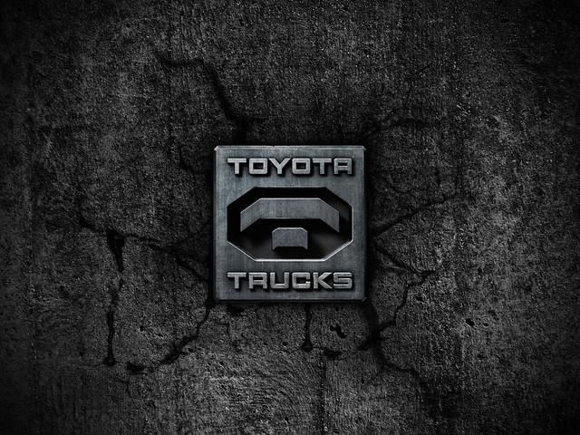 toyota trucks logo flickr photo sharing
