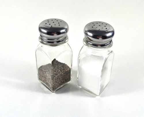 Salt and Pepper Shakers by jking89