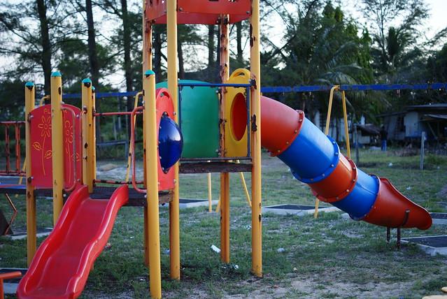 Broken Playground