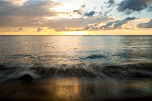 sunset portsmouth caribbean dominica caribbeansea westindies caribbeanisland rossuniversity rossuniversityschoolofmedicine