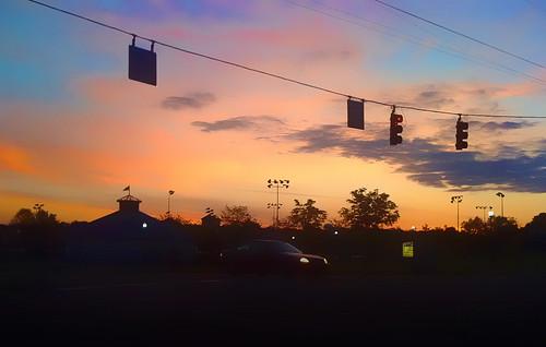 clouds sunrise iphoto inspiring miamisburg topaz miamisburgohio myburgcom