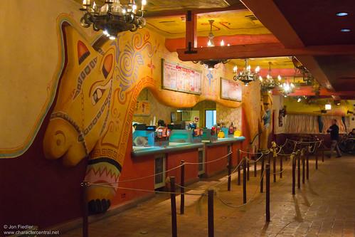 DLP Feb 2010 - Fuente del Oro Restaurante