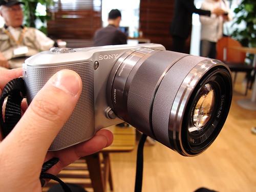 Sony Alpha NEX-3.