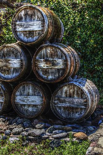 california ca canon wine barrels milano sonoma winery passport cloverdale hdr hopland 50d qtpfsgui