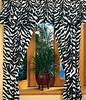 Kimlor Zebra Bedding at www.uniquelinensonlne.com