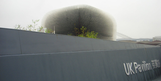 UK Pavilion 01, Shanghai Expo 2010