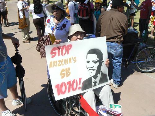 Stop Arizona's SB 1070