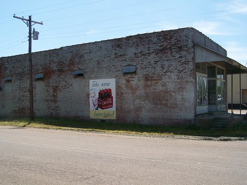 mississippi mural cocacola outsideart yazoocounty hollybluff