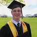 Noah, The Graduate! This is my favorite pic of the whole bunch!