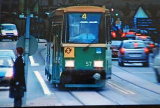 Helsinki tram, 1997