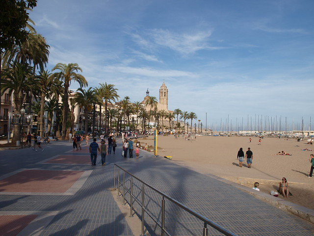 Barcelona- Sitges