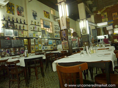 El Obrero Soccer Shrine and Restaurant - Buenos Aires, Argentina