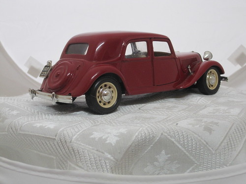 1934 Citroen 15cv Traction Avant 49