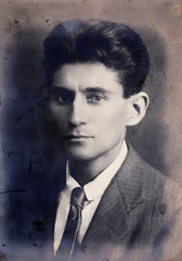 Franz Kafka, photographer unknown