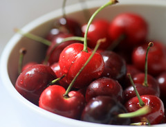 when life gives you cherries, eat them