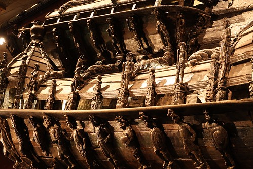 Vasa Museum HDR, Stockholm, Sweden