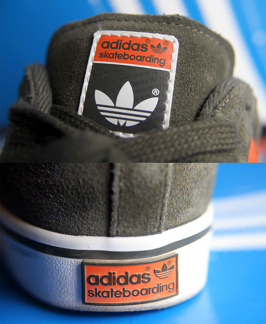 Adidas Campus S Leather Shoes