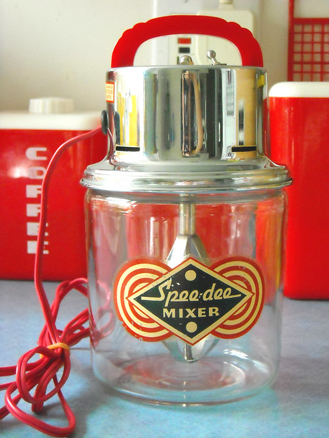 Vintage Spee dee MIXER* | Flickr - Photo Sharing!