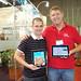 Alfred, Aroldo and Europamundo iPad App @ABAV 2010, RJ
