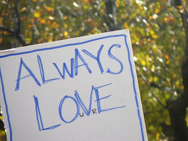 Header of Always love