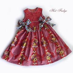 311010 Bow Dress