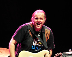 Walter Trout Band at Steinegg