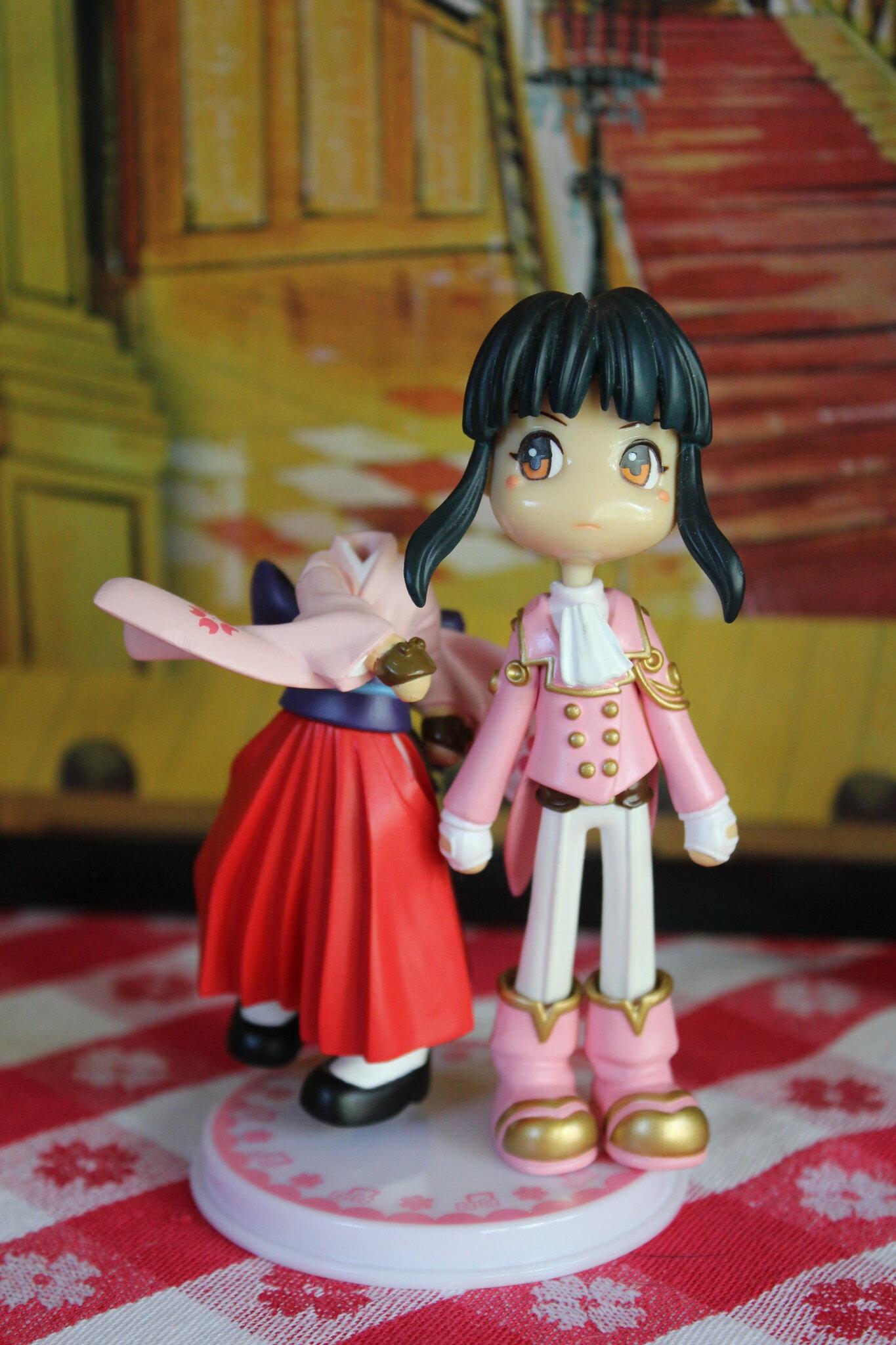 Pinky: ST