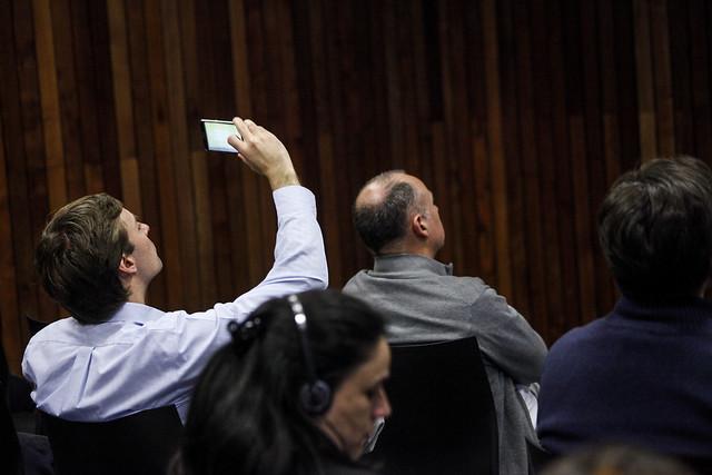 """Seminario """"Claves de la transformación digital en el futuro de las operaciones empresariales"""""""