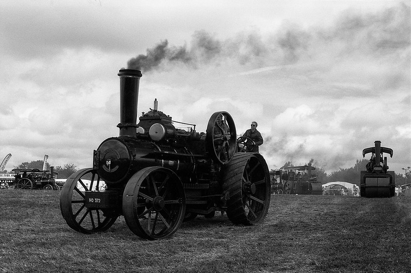 FILM - Sheffield Steam Rally 2017-25