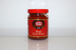 07 - Zutat rote Chilipaste / Ingredient red chili paste