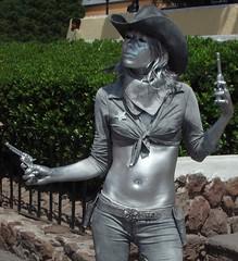 Pistolera - Gunfighter; Tepotzotlán, Mexico